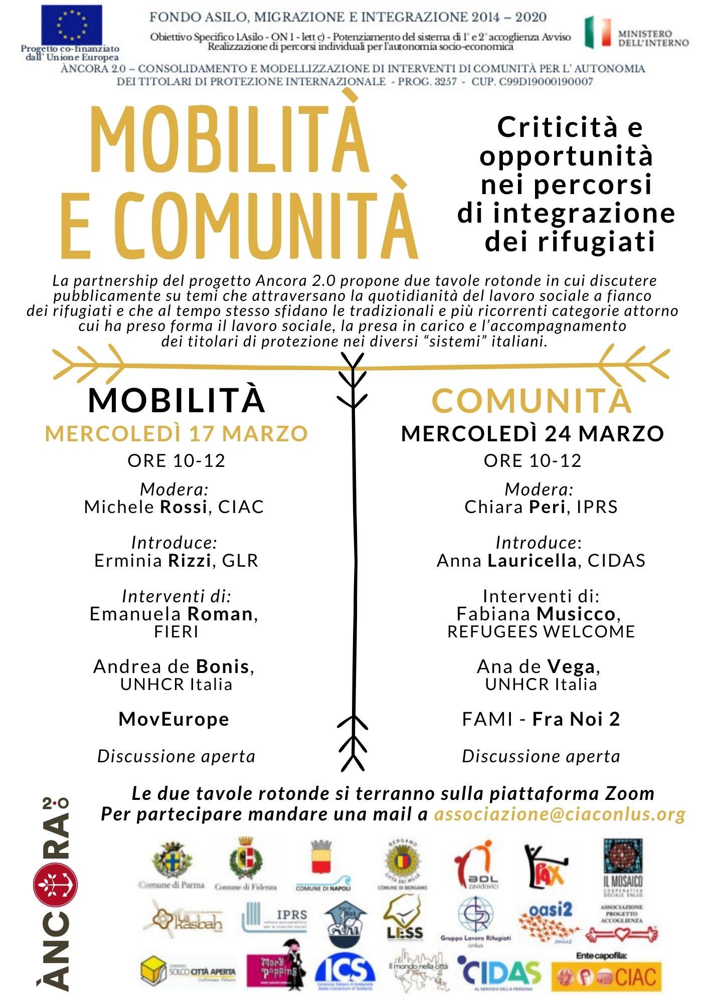 mobilità e comunità
